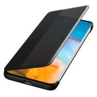 Huawei Smart View Flip Cover P40 Pro, schwarz