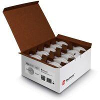 Ei Electronics Rauchwarnmelder mit AudioLINK und fest eingeb. 10 Jahres-Lithiumbatterie 10 Stk.