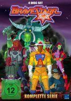 Bravestarr - Gesamtbox inkl. Legende (4 DVDs)