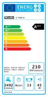Miele G 7050 Vi Vollintegrierter Geschirrspüler Edelstahl (11537490)