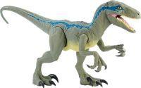 Mattel JW Riesendino Velociraptor Blue| GCT93