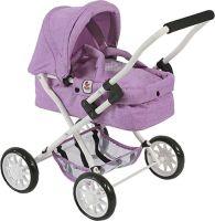 CHIC 2000 Puppenwagen Smarty Melange Flieder (55207798)