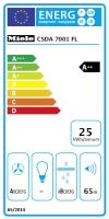 Miele CSDA 7001 FL SmartLine-Element (11402300)