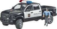 bruder RAM 2500 Polizei Pickup mit Polizist (33112530)