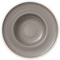 Villeroy & Boch Manufacture gris Suppenteller