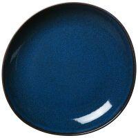 Villeroy & Boch Lave bleu Schale flach