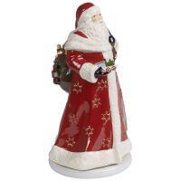 Villeroy & Boch Christmas Toys Memory Santa drehend