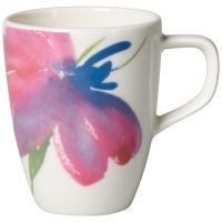 Villeroy & Boch Artesano Flower Art Mokka-/Espressoobertasse