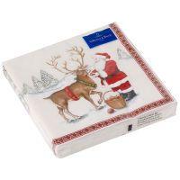 Villeroy & Boch Winter Specials C-Serviette Rentier