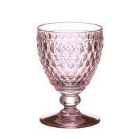 Villeroy & Boch Boston coloured Wasserglas rose