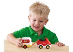 VTech Tut Tut Baby Flitzer - Cabrio & Wohnwagen 1-5 Jahre