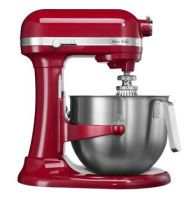 B-Ware KitchenAid Küchenmaschine 6,9L HEAVY DUTY empire rot (5KSM7591XEER)
