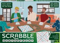 Mattel Scrabble Wortgefecht (61121048)