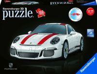 """Ravensburger 3D Puzzle-Autos """"Porsche 911 R"""" 108 10 - 99 Jahre 3D Puzzle von Ravensburger"""