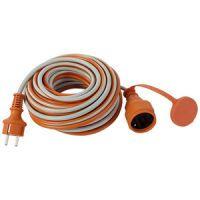 REV RITTER Verlängerungskabel 25m oragne / grau H05VV3G1,5 (0016259914)