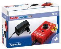 Fischer Technik Fischertechnik Plus Power Set, Stromversorgung        ab 7J. (505283)