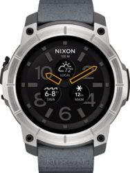 Nixon Smart Watch Mission, Gray
