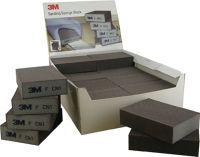 3M Schleifschwamm HI-FL L100xB68mm fine soft / vierseitig beschichtet