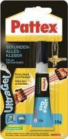 PATTEX Sekundenkleber Ultra Gel 10 g farblos