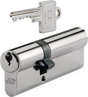 BKS Profildoppelzylinder PZ 8812 31/31 mm Not- und Gefahrenfunktion beidseitig Anzahl Schlüssel 3 ve