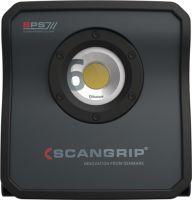 SCANGRIP LED-Strahler NOVA 6 SPS 45 W 600 - 6000 lm Li-Ion 8000 mAh 11,1 V IP67