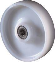 Ersatzrad Rad-Ø 200 mm Tragfähigkeit 1200 kg Polyamid Achs-Ø 25 mm Nabenlänge 60 mm