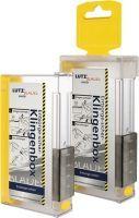 LUTZ BLADES Sammelbox passend für gebrauchte Klingen L65,1xB24,5xH123,4mm