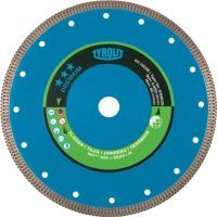 TYROLIT Diamanttrennscheibe Premium Ø 115 mm Bohrung 22,23 mm Fliesen 10 mm