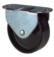 Kastenrolle Rad-D. 16 mm Tragfähigkeit 30 kg Material Rolle Kunststoff mit Anschraubplatte