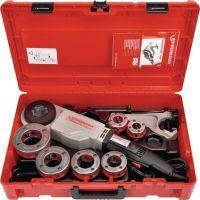 ROTHENBERGER Gewindeschneidmaschine SUPERTRONIC® 2000 Set, BSPT R 1/2-2 ″ 1010 W