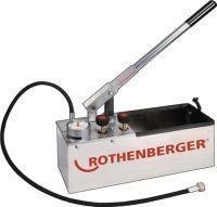 ROTHENBERGER Prüfpumpe RP 50 0 - 60 bar R 1/2 Zoll Saugvolumen pro Hub ca. 45 ml