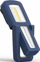 SCANGRIP LED-Akkuhandleuchte MINIFORM 3,7 V 1600 mAh Li-Ion 100 - 200 lm Ladezeit 2,5 h