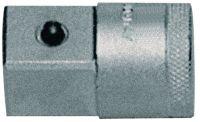 Vergrößerungsstück 1932 Antr.1/2 Zoll Abtrieb 3/4 Zoll L.44mm GEDORE