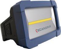 SCANGRIP LED-Akkuhandleuchte STAR 3,7 V 5200 mAh Li-Ion 500/1000 lm Ladezeit 6 h