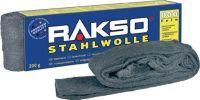 RAKSO Stahlwolle extrem fein 0000 200 g