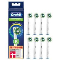 Oral-B Aufsteckbürsten Cross Action 8er CleanMaximizer