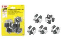 Multipack EASY WORK EW Gerätehaltersatz 5-tlg () - 5 Stück