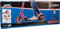 New Sports NSP Scooter Pink/Schwarz,200mm, ABEC7 (73421985)