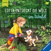 Ravensburger Lotta entdeckt die Welt: Im Wald (43878)