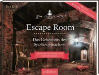 ars Edition AK EscapeRoom Geheimnis des Spielzeu. (66636411)