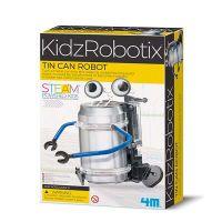 4M Industrial Development 4M Blechdosen Roboter - KidzRobotix retail (68556)