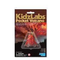 4M Industrial Development 4M Vulkan Experiment - KidzLabs retail (68398)