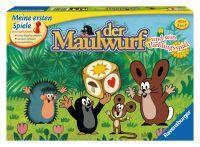 """Ravensburger Kinderspiele """"Der Maulwurf und sein Lieblingsspiel"""" 3 - 7 Jahre Spaß & Action Spiele von Ravenburger"""