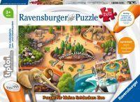 """Ravensburger tiptoi® Puzzle """" Puzzle für kleine Entdecker: Zoo"""" ab 3 Jahre von Ravensburger"""
