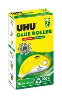 Uhu, Glue Roller Nachfüllbar, 8,4mmx16,5m