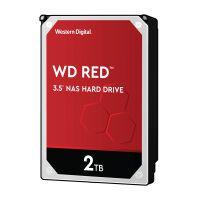 WESTERN DIGITAL WD Red 2TB SATA 6Gb/s 256MB Cache Internal 8,9cm 3,5Zoll 24x7 IntelliPower optimized