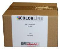 Silverlab Colorline luster 102 mm x 65 m 240g/m² Inkjet Papier, VE=1 Rolle
