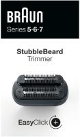 Braun Aufsatz Stubbler S5-7