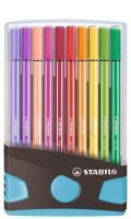 Stabilo, Pen 68 Color Parade, 20Stück (ANT_HELLBL)