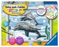 Ravensburger MNZ Freundliche Delfine Serie E (63626091)